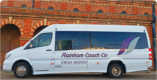 12 - 16 Seater Coaches