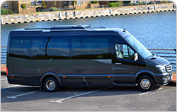 19 Seater Coaches