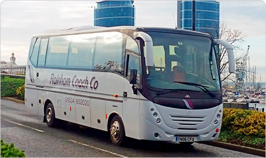 33 Seater Coaches